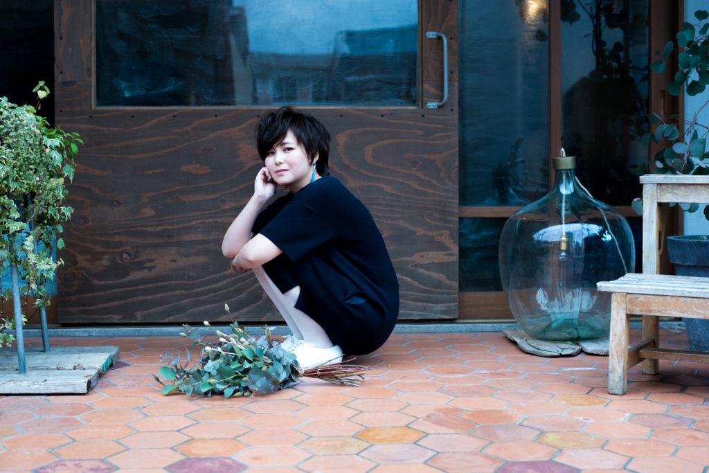 竹上久美子 アーティスト写真