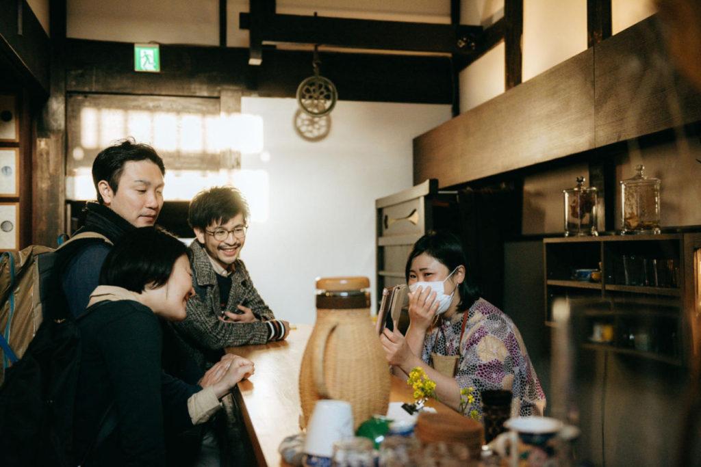京都移住計画 取材撮影